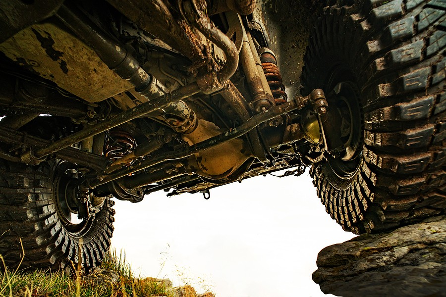 Bad Shock Absorber Symptoms Noise: What You Need To Know!