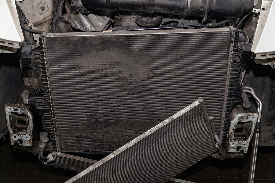 Don't let a Clogged Radiator Destroy Your Engine