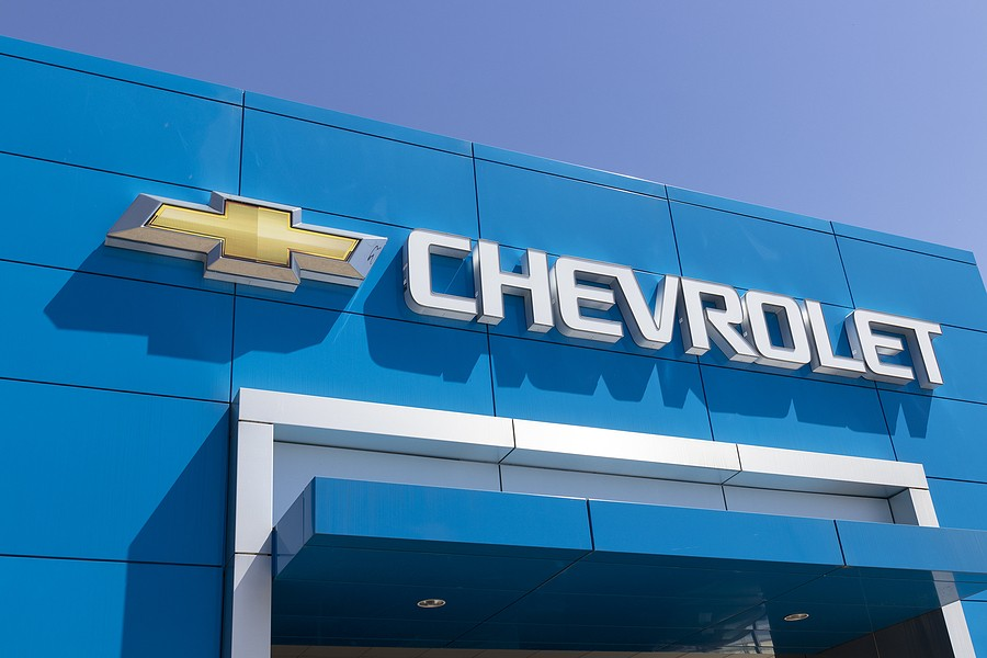 The History Behind the Bow tie Emblem For Chevy