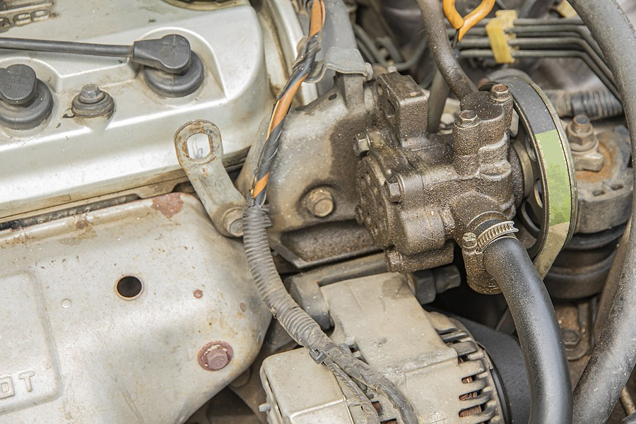 What to do if Your Power Steering Fluid Leaks