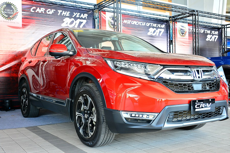 Why is the Honda CR-V One of the Best Selling SUVs?