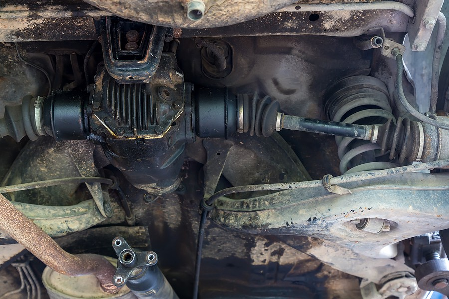 How Much Does It Cost to Repair an Axle?