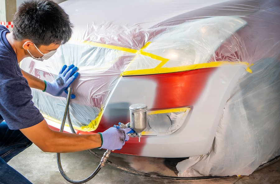 How Long Should Primer Dry Before Painting Car? What Automotive Primer Should I Use Over Old Paint?