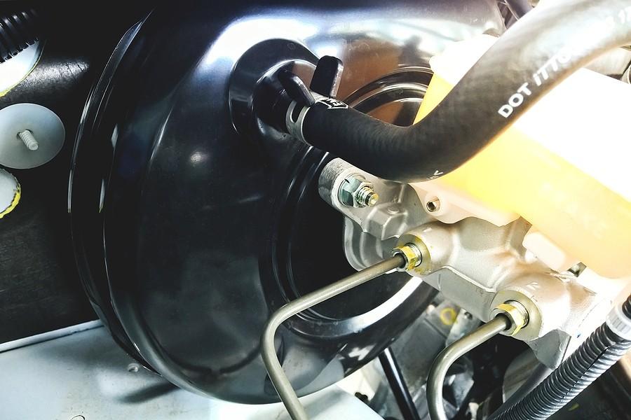 Brake Booster Price