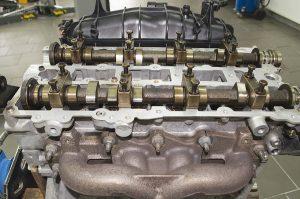 Cracked Exhaust Manifold Repair