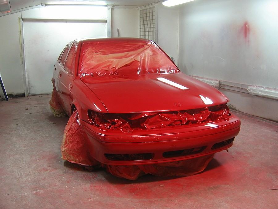 Car Painting Basics: How Much Paint to Paint a Car and More Painting Tips