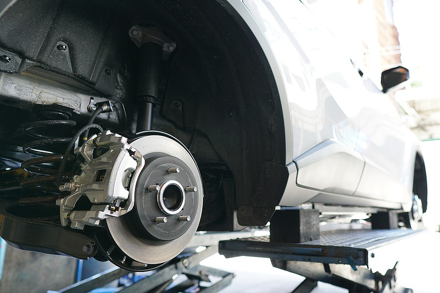 Causes & Solutions: Squealing Brakes At Low Speed and With New Brakes
