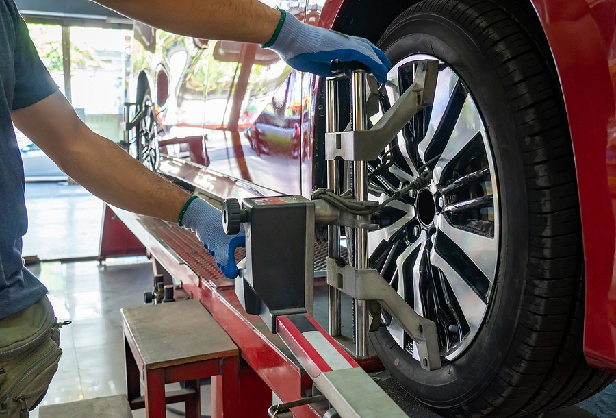 Wheel Alignment Price