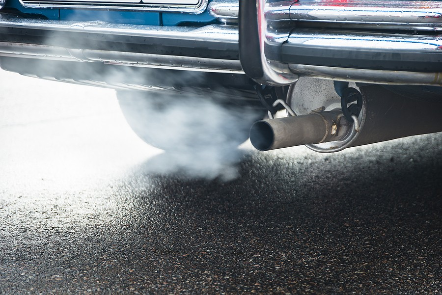 What Does It Mean When The Exhaust Smells Like Burning Oil?