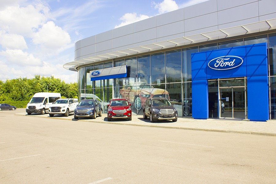Ford transmission repair cost