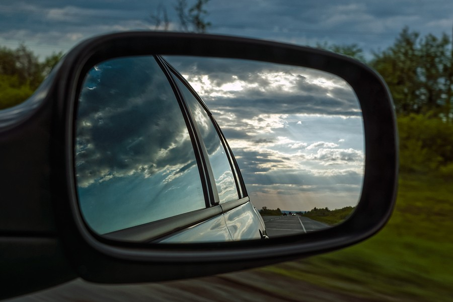 Is it illegal To Drive Without A Rearview Mirror?