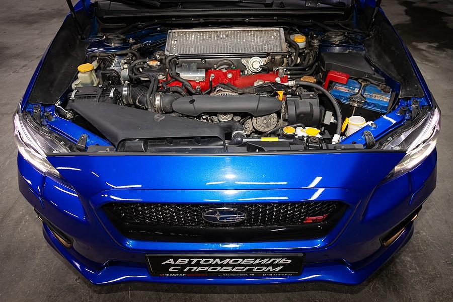Subaru Engines: Everything You Need to Know