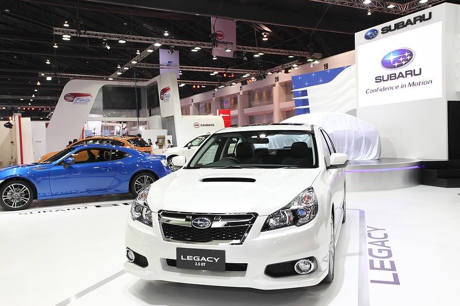 The Subaru 2.5 Engine: Everything You Need to Know