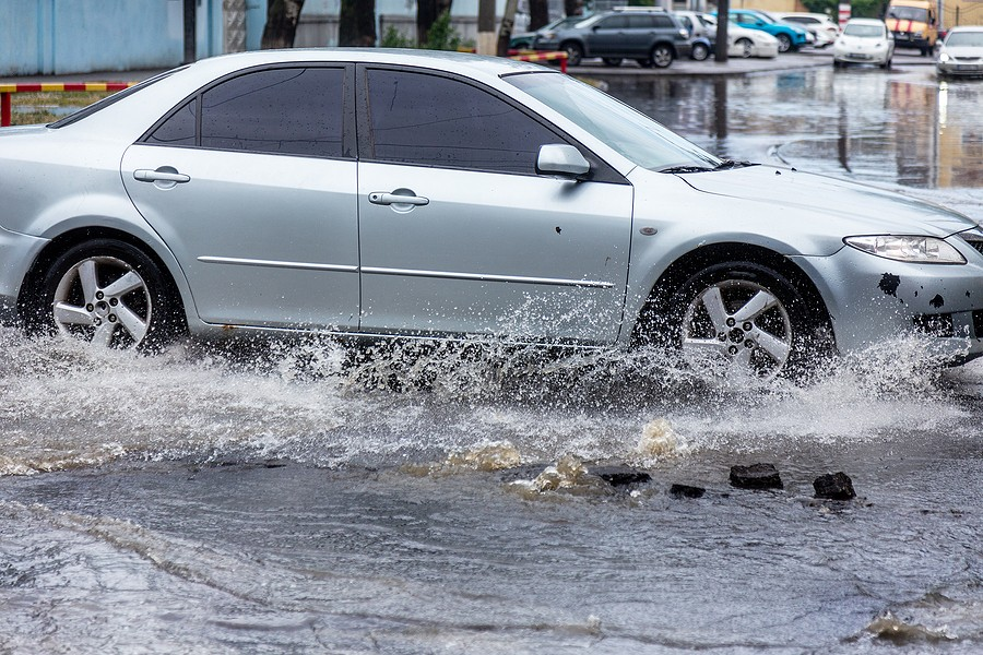 What If You Have A Water Damaged Car? – Here's What You Need To Know
