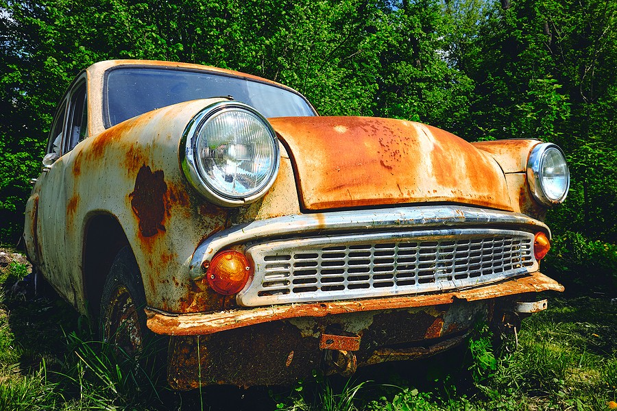 What is a junk car? Is your car considered junk?
