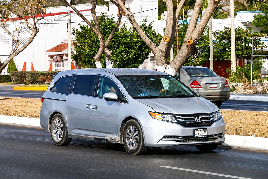 Honda Odyssey Engine Replacement Cost – Watch Out For Broken Motor Mounts!