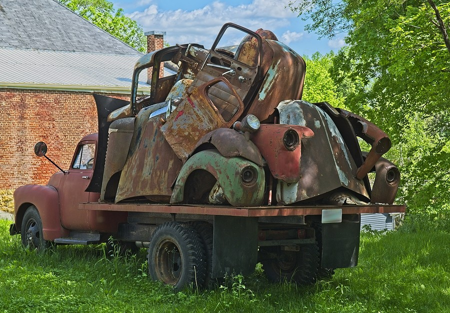 Junk Car Haulers Near Me Get Free Junk Car Hauling Service Today!