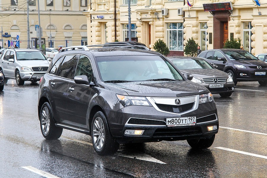 Timing Belt Replacement Cost for the Acura MDX
