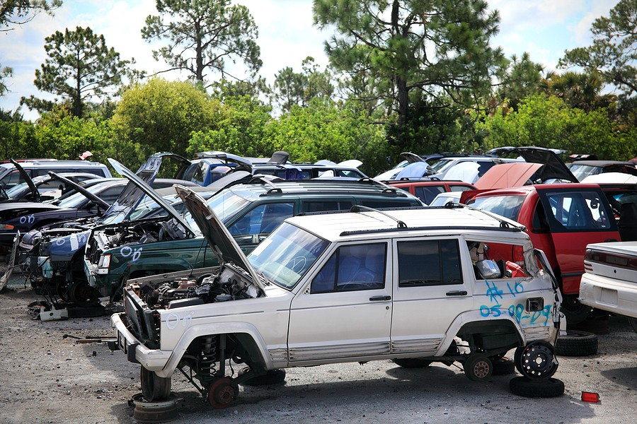 Tips for Finding Cheap Car Parts At Your Local Junkyard