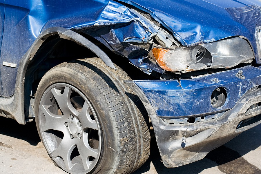 Wrecked Car Meaning – Check out the Most Common Damage After A Car Accident!