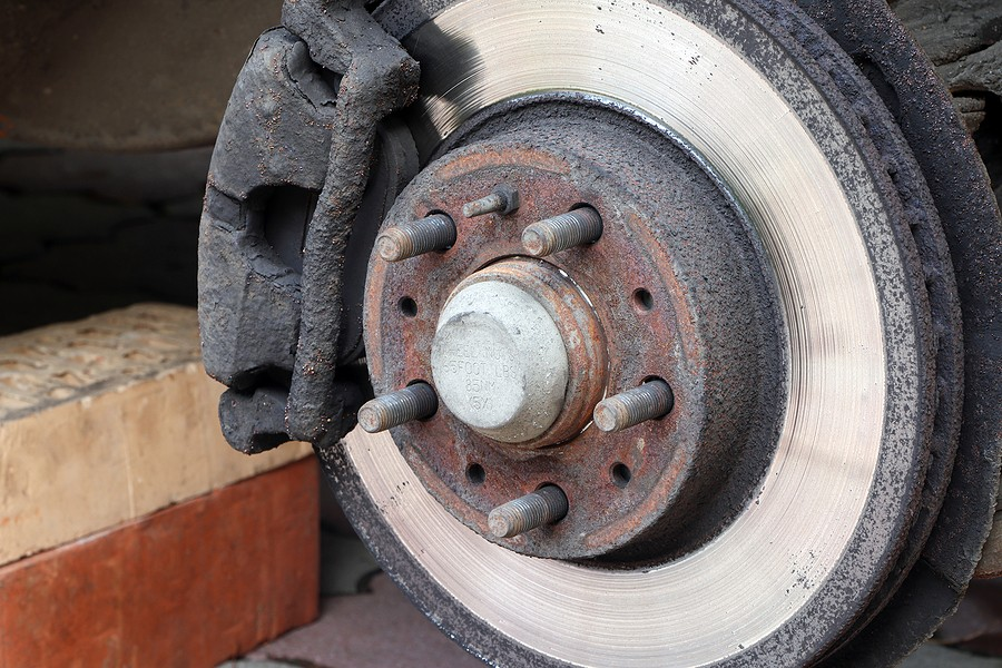 Bad Brake Caliper? It Could Cost You Almost $800 to Replace It!