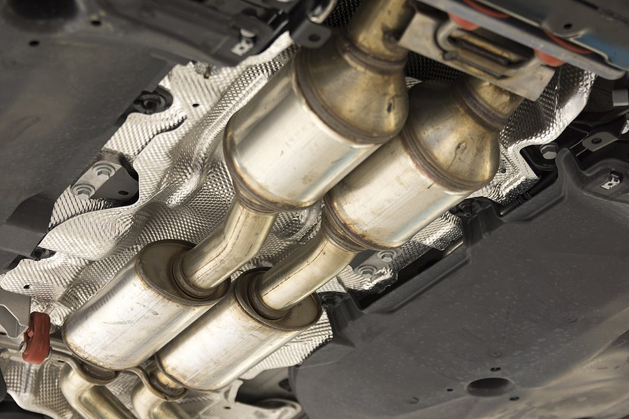 How Much Does a Catalytic Converter Price?
