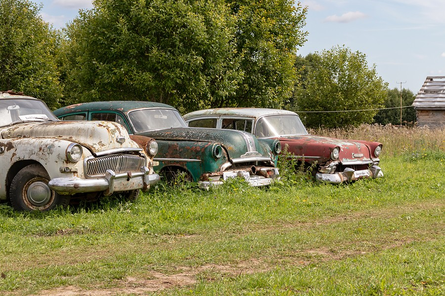 Old Junk Car: What Do You Need To Know About It!