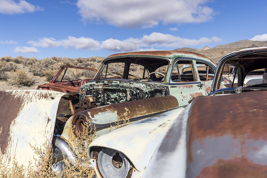 Rules and Etiquette of The Pick N Pull Junkyard