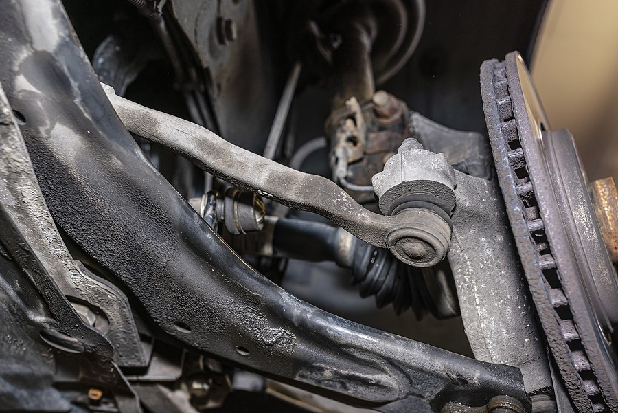 Steering Knuckle Bad? It Could Cost Over $800 to Replace It!