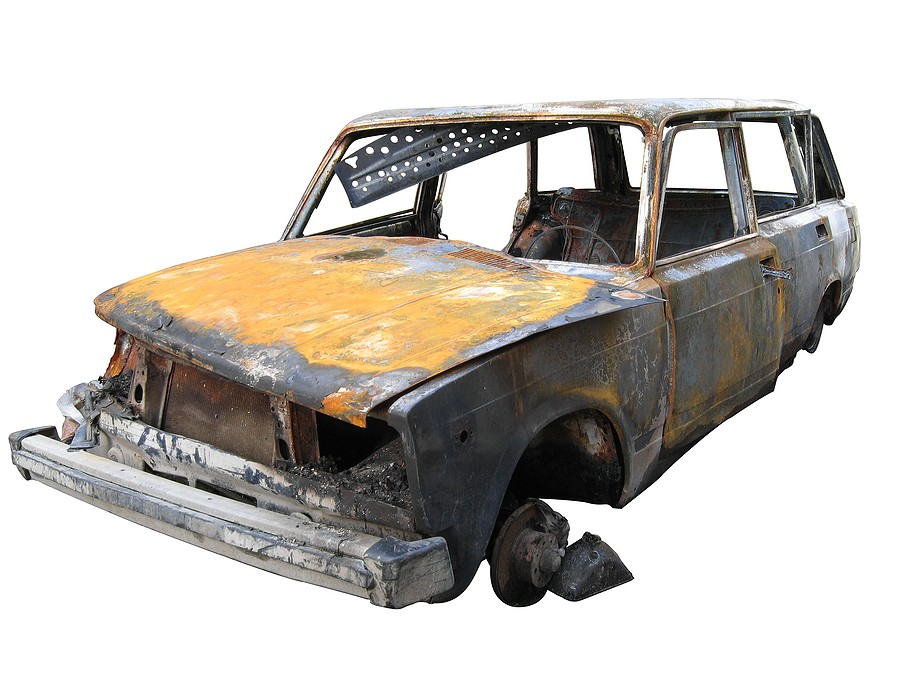 The Dangers of Driving Around in a Junk Car- We Have Great Reasons Why You Shouldn't!
