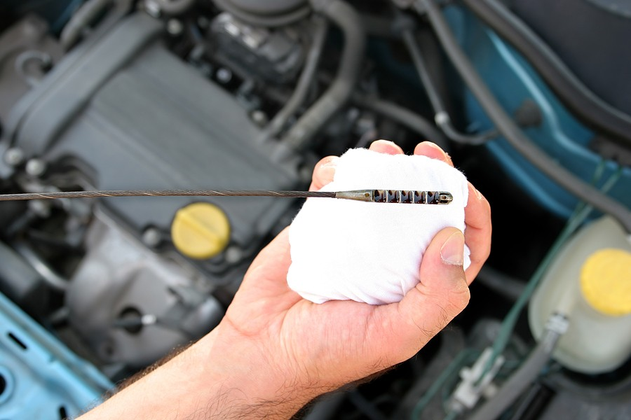 The Trouble with Old Oil in Your Car