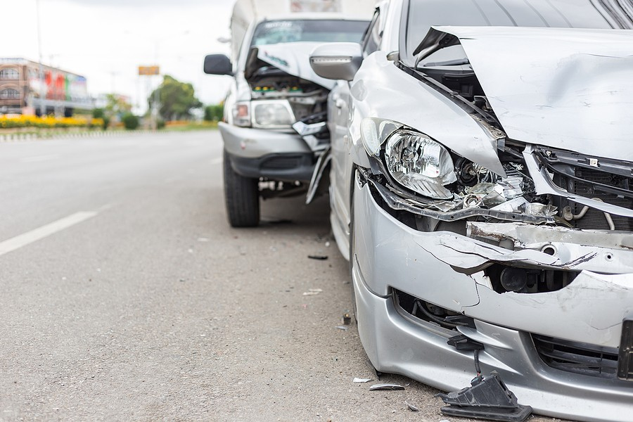 What Can Be Damaged In A Front End Collision? This Head-On Collision Can Lead To Hefty Repairs and Replacements Under The Hood!