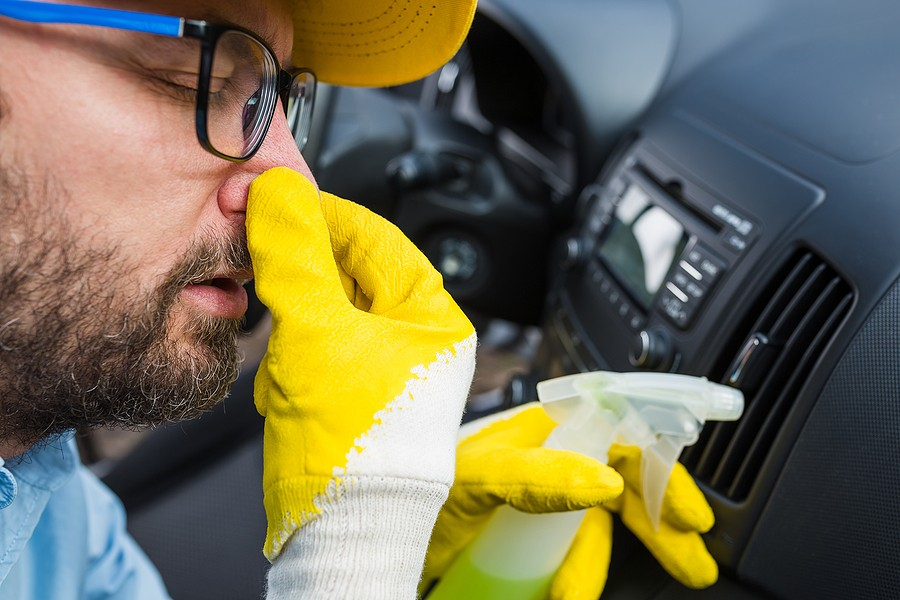 Yuck! Why Does My Car AC Smell So Bad?
