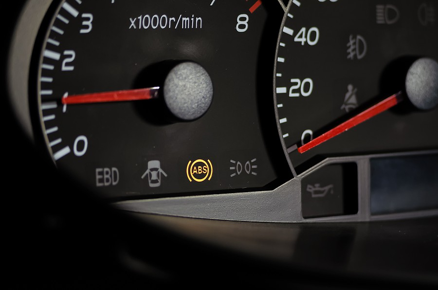 ABS Light On The Car – What Are The Main Causes Of This Warning Light?