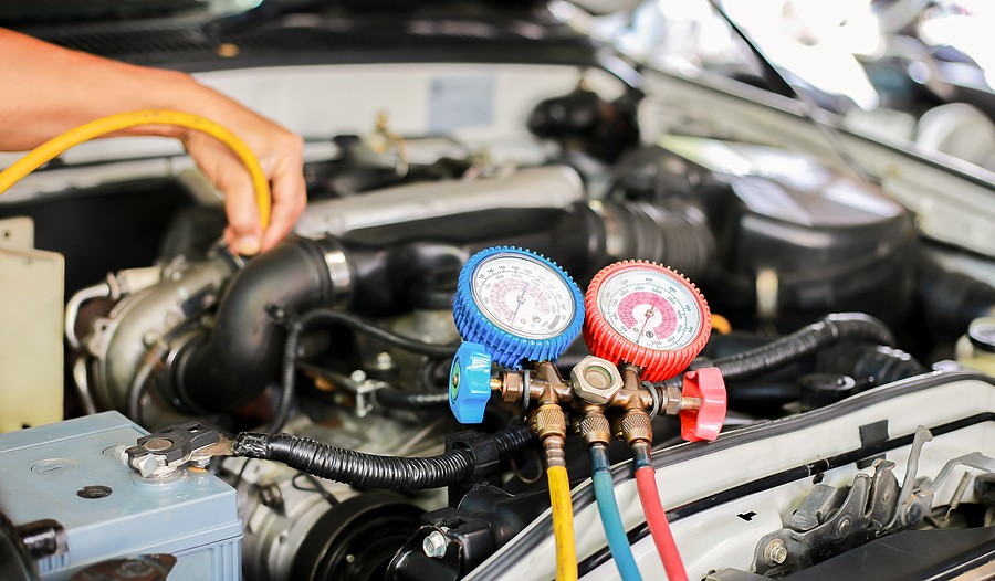 Air Conditioning Compressor For The Car – Watch Out For Loud Noises and Leaking Fluid!