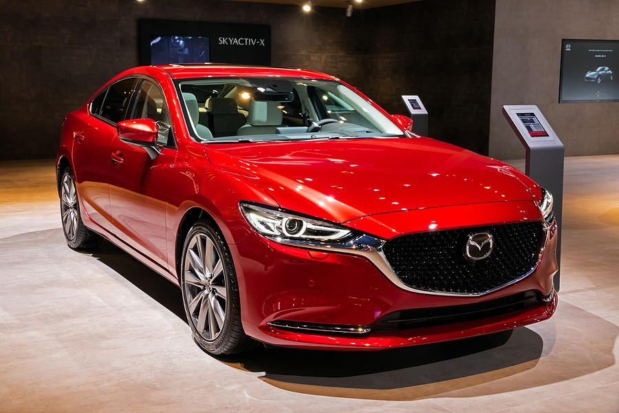 If Your Mazda 6 Won't Start, There Are 10 Possible Reasons