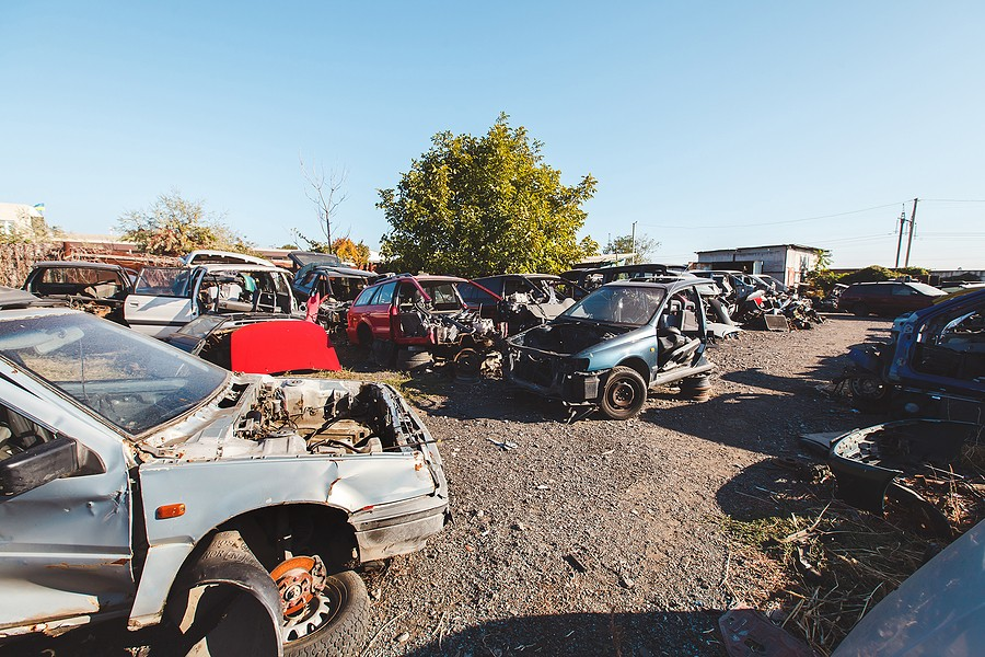 What are Salvage Yards and How Do They Work?