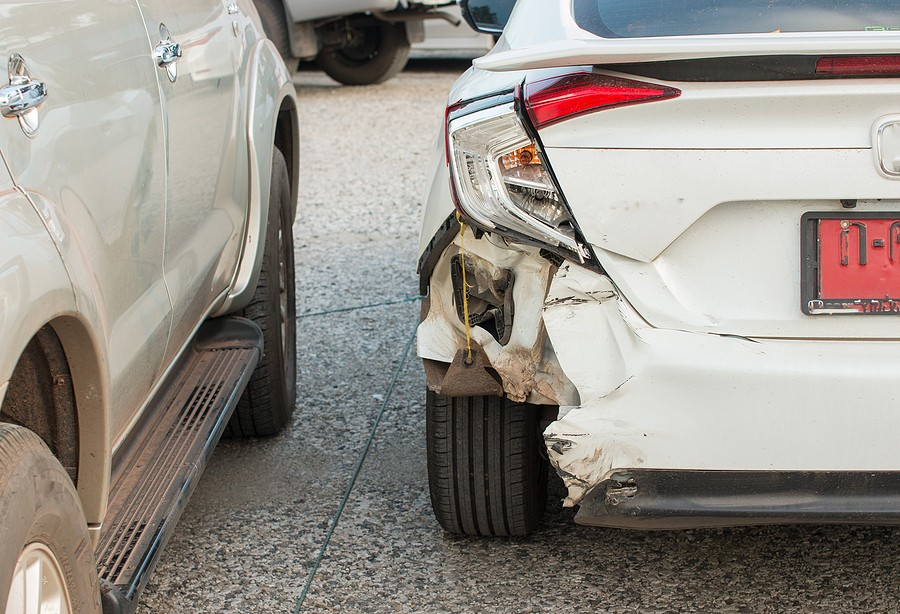 What Damage Can Be Caused By A Rear End Collision? Fix Those Paint Scratches!