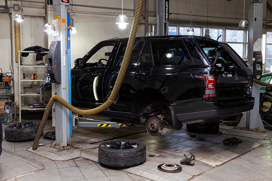 Cost To Repair A Range Rover