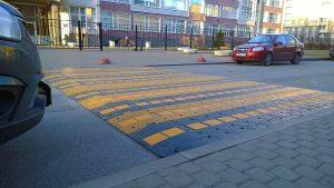 Do Speed Bumps Damage Cars