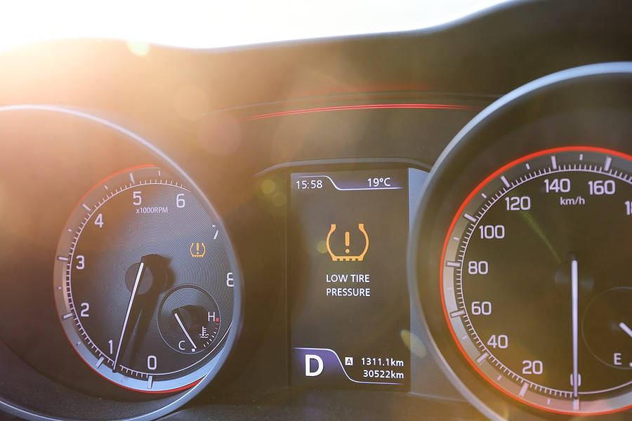 How Much Should Tire Pressure Light Replacement Cost?