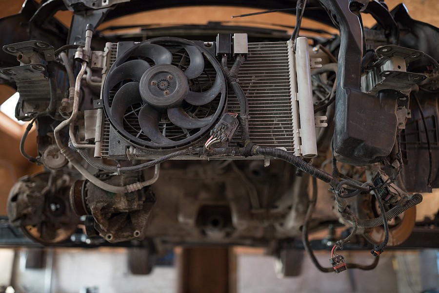 How Much Should Radiator Fan Replacement Cost?