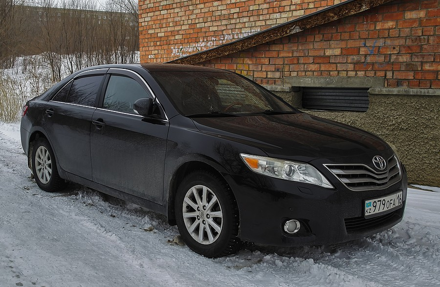 Toyota Camry Won't Start All Possible Causes & Solutions!