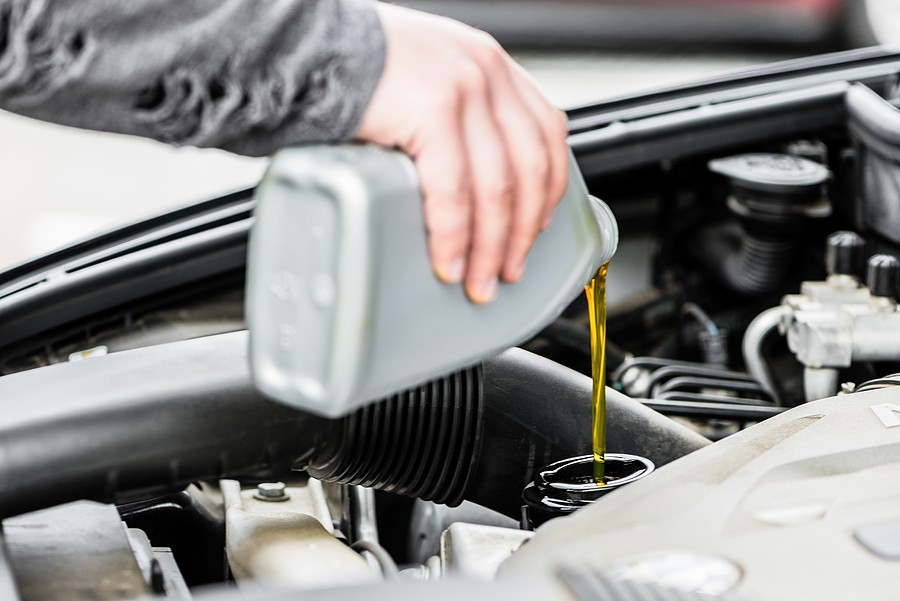 What do I do if I put Too Much Oil in my Car