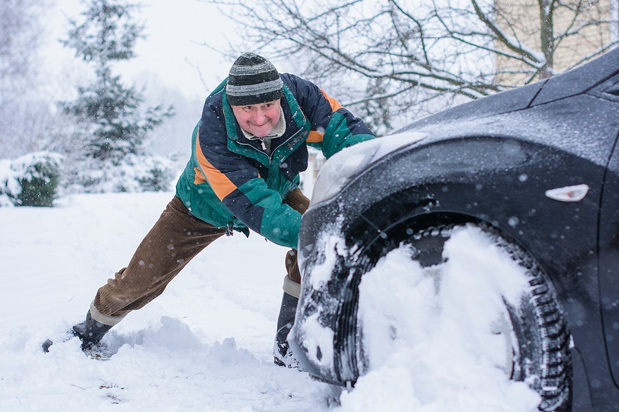 What to Do if Your Car Gets Stuck in the Snow: Tricks, Tips, and Everything You Need to Know!