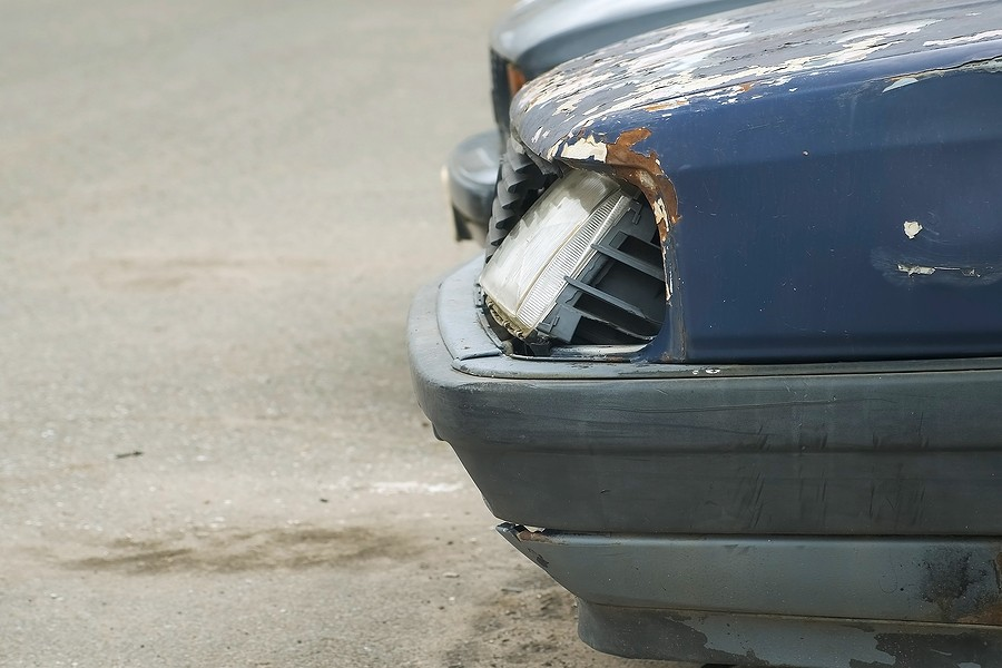 How Much Damage Before a Car is Considered Totaled?
