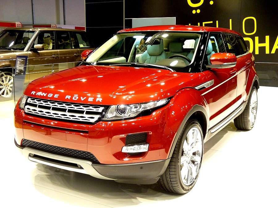 A Word on Reliability: Range Rover Evoque