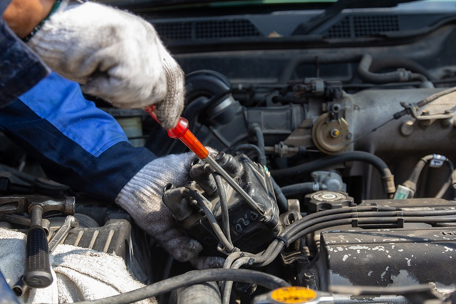 Is Your Ignition Coil Pack Bad or Is it the Spark Plugs?