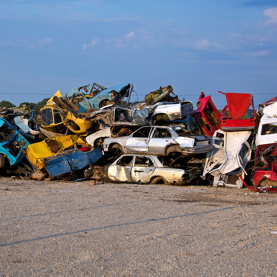 Advantages of Selling A Car To A Junkyard