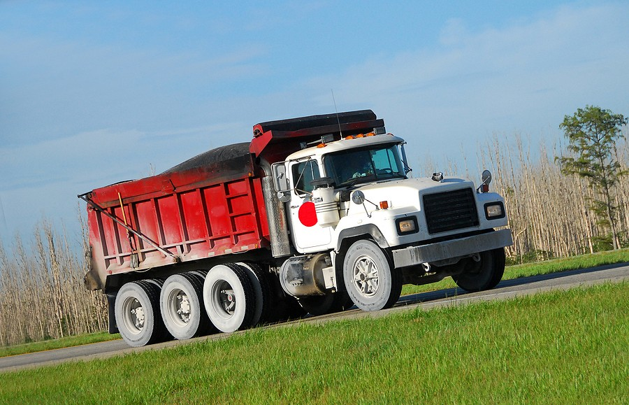 How Many Cubic Yards in A Dump Truck?